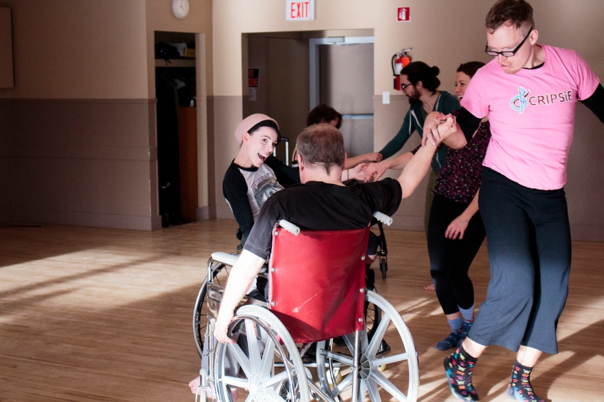 Integrated Wheelchair Dance Workshop